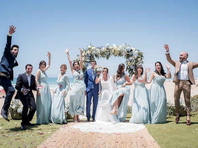 La boda de Carlos y Nadia en Conil De La Frontera, Cádiz 30