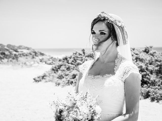 La boda de Carlos y Nadia en Conil De La Frontera, Cádiz 1