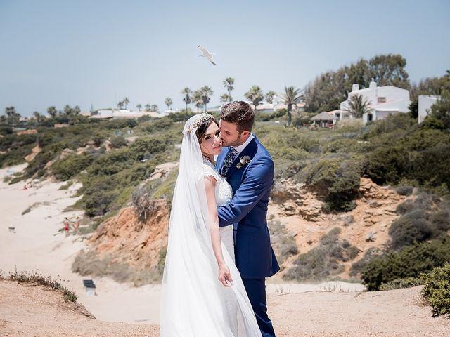 La boda de Carlos y Nadia en Conil De La Frontera, Cádiz 32