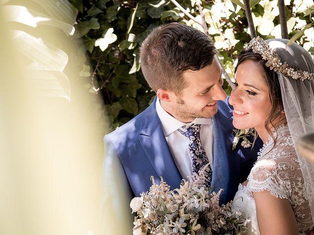 La boda de Carlos y Nadia en Conil De La Frontera, Cádiz 34
