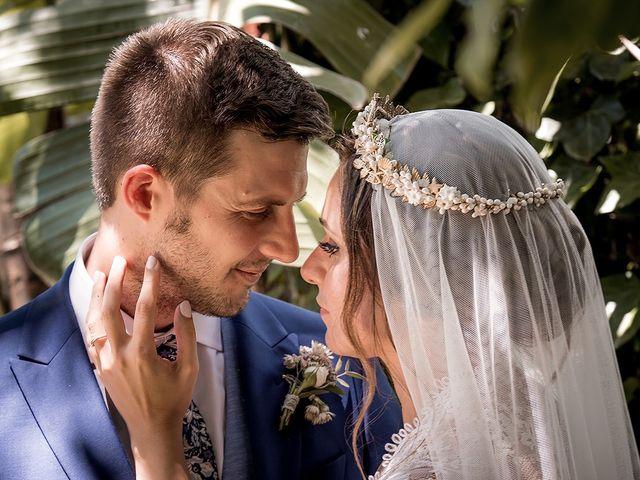 La boda de Carlos y Nadia en Conil De La Frontera, Cádiz 2