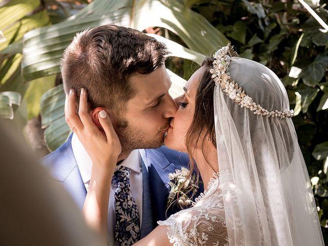 La boda de Carlos y Nadia en Conil De La Frontera, Cádiz 36