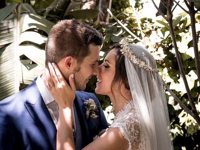 La boda de Carlos y Nadia en Conil De La Frontera, Cádiz 37