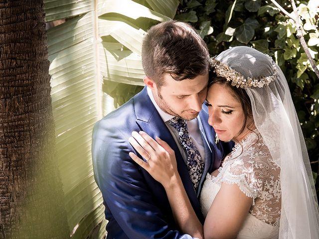 La boda de Carlos y Nadia en Conil De La Frontera, Cádiz 38