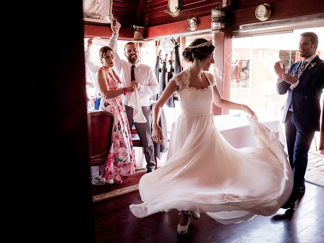 La boda de Carlos y Nadia en Conil De La Frontera, Cádiz 42