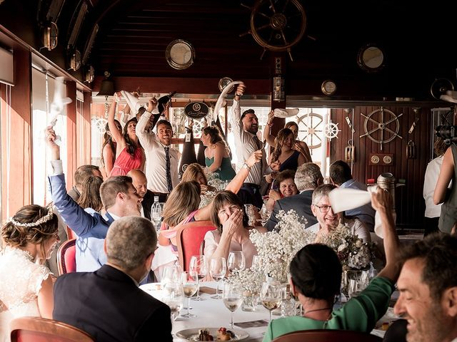 La boda de Carlos y Nadia en Conil De La Frontera, Cádiz 47