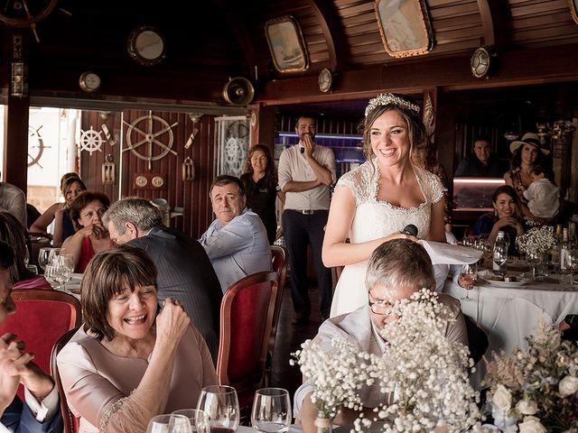 La boda de Carlos y Nadia en Conil De La Frontera, Cádiz 48