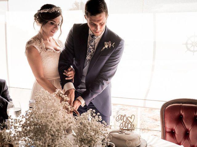 La boda de Carlos y Nadia en Conil De La Frontera, Cádiz 49