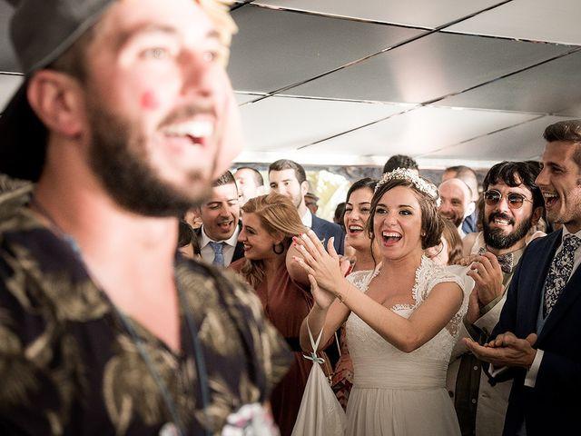 La boda de Carlos y Nadia en Conil De La Frontera, Cádiz 58