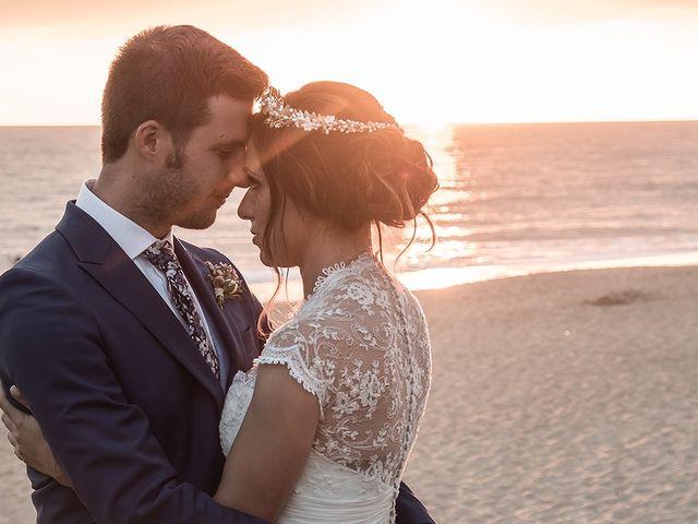 La boda de Carlos y Nadia en Conil De La Frontera, Cádiz 60