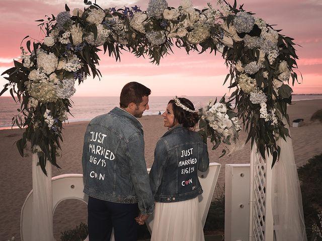 La boda de Carlos y Nadia en Conil De La Frontera, Cádiz 61