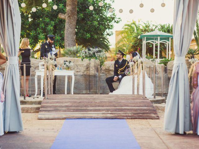 La boda de Juanmi y Vero en Sant Vicent Del Raspeig/san Vicente Del, Alicante 16