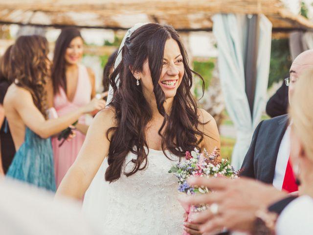 La boda de Juanmi y Vero en Sant Vicent Del Raspeig/san Vicente Del, Alicante 19