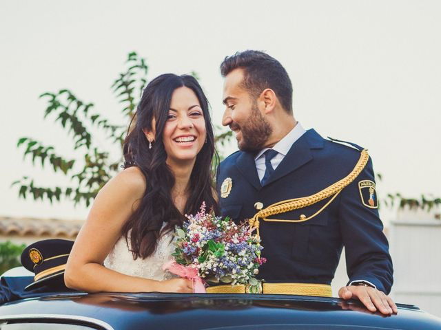 La boda de Juanmi y Vero en Sant Vicent Del Raspeig/san Vicente Del, Alicante 21