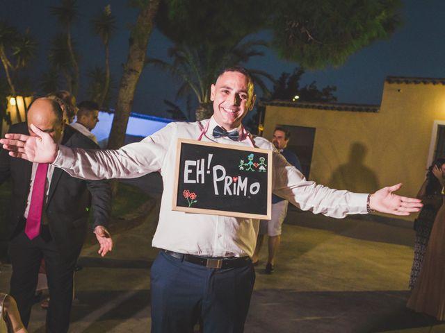 La boda de Juanmi y Vero en Sant Vicent Del Raspeig/san Vicente Del, Alicante 24