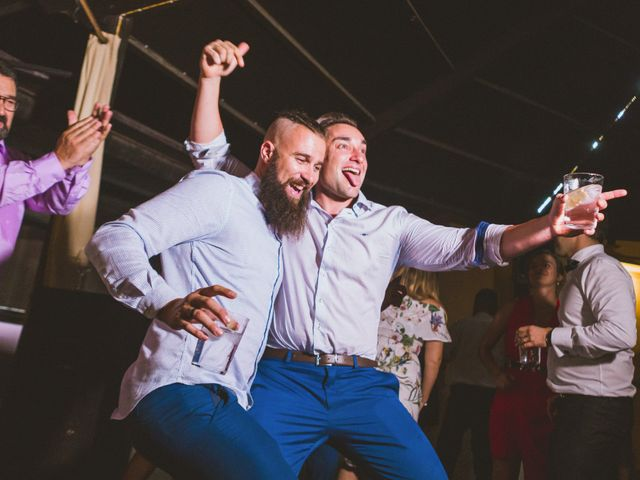 La boda de Juanmi y Vero en Sant Vicent Del Raspeig/san Vicente Del, Alicante 29