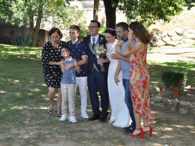 La boda de María  y Javier  en Bilbao, Vizcaya 1