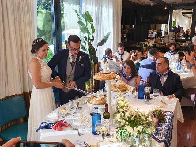 La boda de María  y Javier  en Bilbao, Vizcaya 9