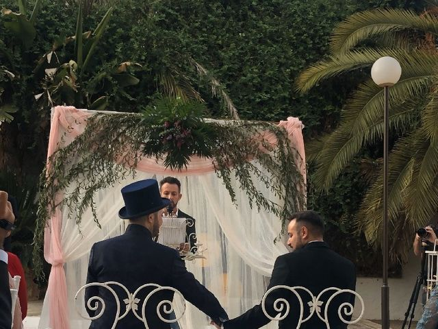 La boda de Juan Francisco y Angel en Utrera, Sevilla 4
