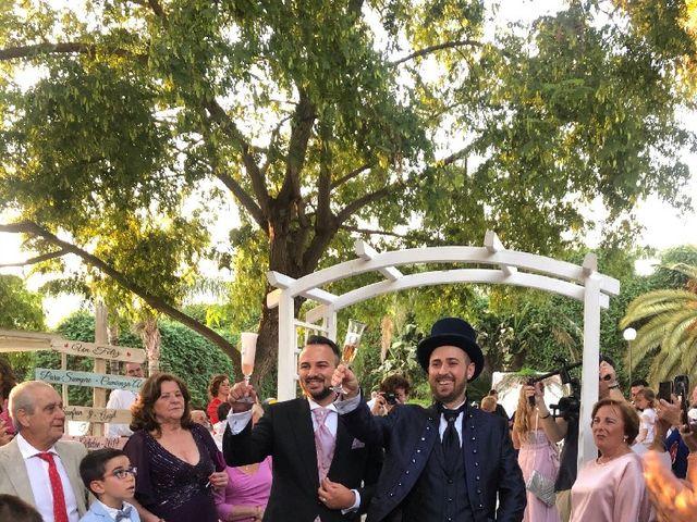 La boda de Juan Francisco y Angel en Utrera, Sevilla 1