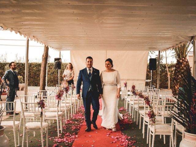 La boda de Raúl y Estrella en Sevilla, Sevilla 25