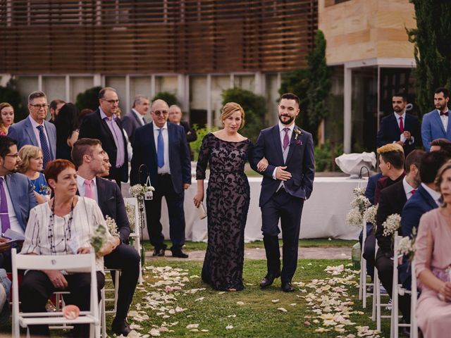 La boda de Adrián y Violeta en Ciudad Real, Ciudad Real 45