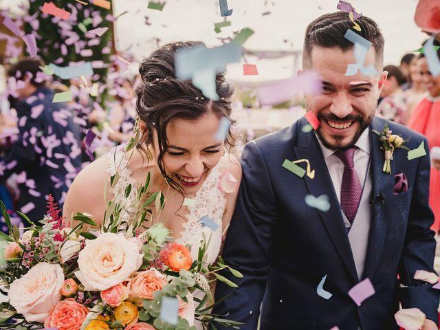 La boda de Adrián y Violeta en Ciudad Real, Ciudad Real 63