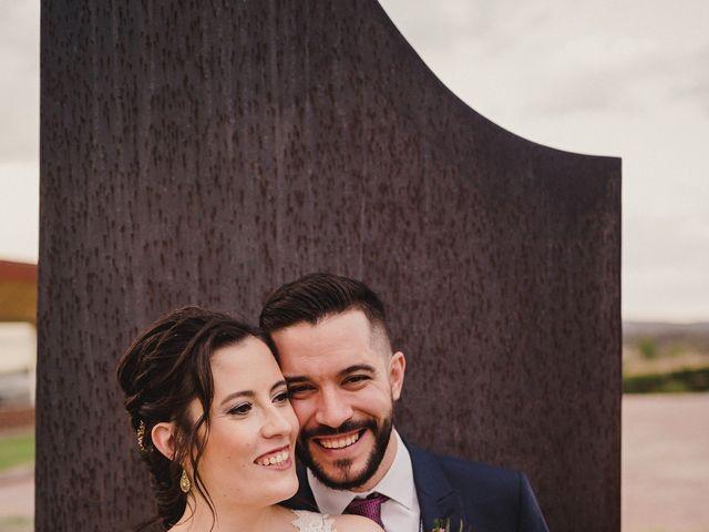 La boda de Adrián y Violeta en Ciudad Real, Ciudad Real 66