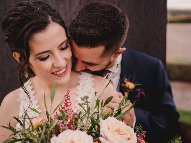 La boda de Adrián y Violeta en Ciudad Real, Ciudad Real 67
