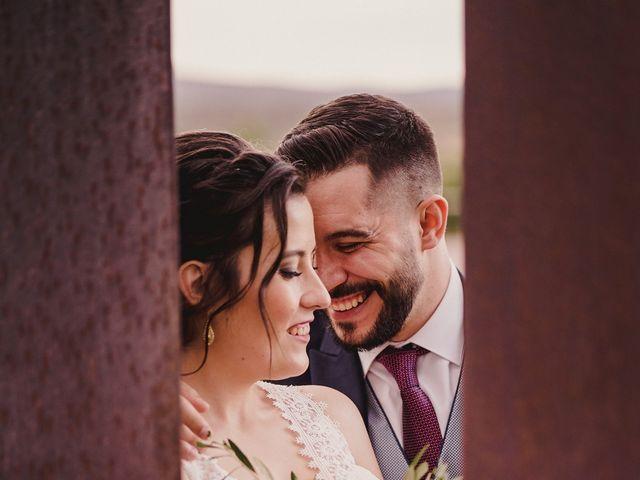 La boda de Adrián y Violeta en Ciudad Real, Ciudad Real 71