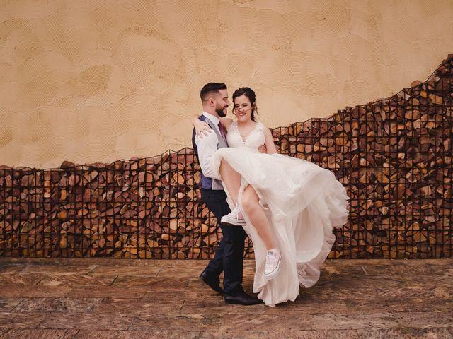 La boda de Violeta y Adrián