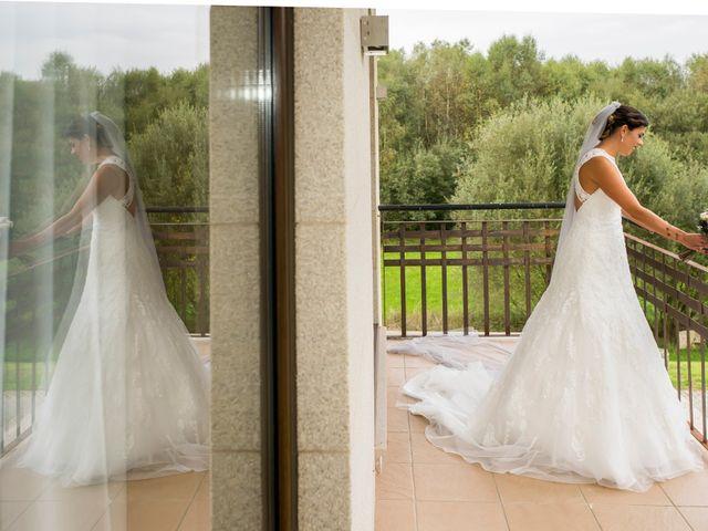 La boda de Carlos y Lucía en Vilalba, Lugo 8