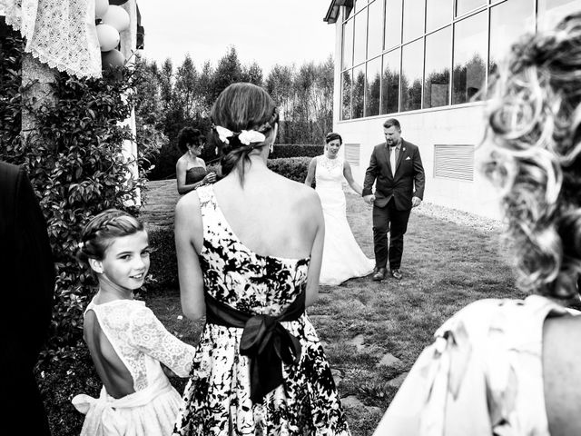 La boda de Carlos y Lucía en Vilalba, Lugo 11