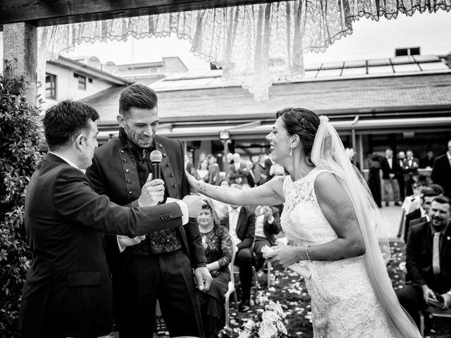 La boda de Carlos y Lucía en Vilalba, Lugo 12