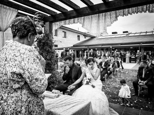 La boda de Carlos y Lucía en Vilalba, Lugo 13