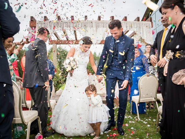 La boda de Carlos y Lucía en Vilalba, Lugo 15