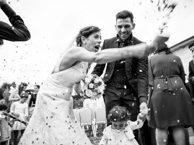 La boda de Carlos y Lucía en Vilalba, Lugo 16