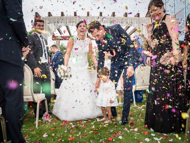La boda de Carlos y Lucía en Vilalba, Lugo 17