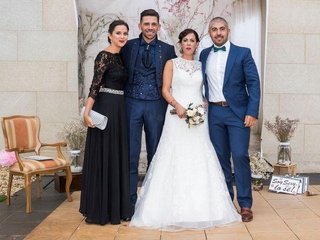La boda de Carlos y Lucía en Vilalba, Lugo 18