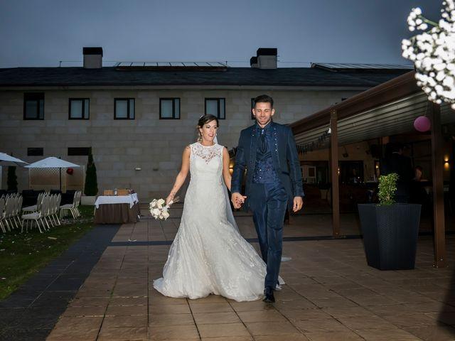 La boda de Carlos y Lucía en Vilalba, Lugo 20