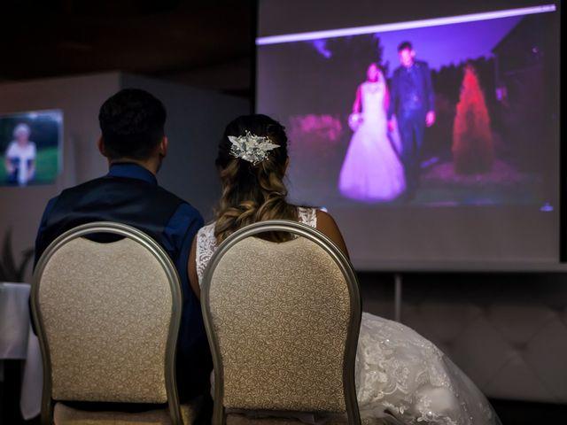 La boda de Carlos y Lucía en Vilalba, Lugo 26