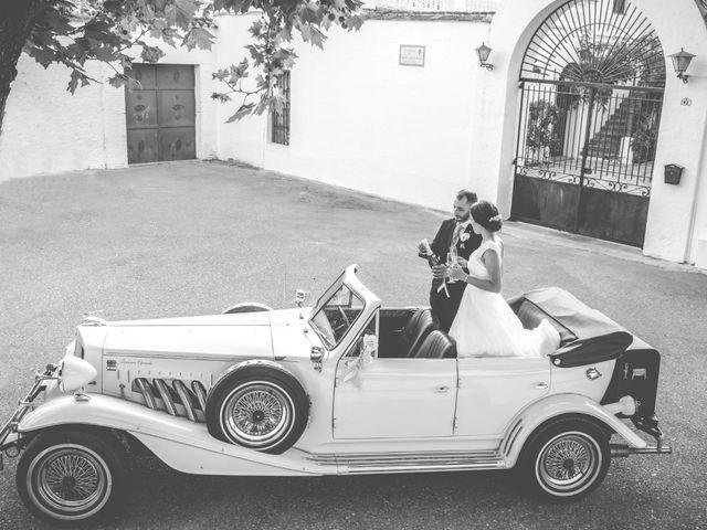 La boda de Javier y Salomé en Durcal, Granada 13