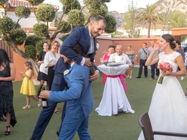 La boda de Javier y Salomé en Durcal, Granada 15