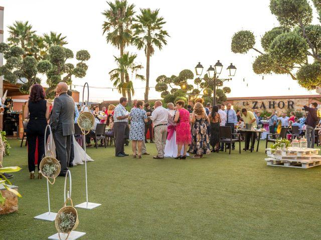 La boda de Javier y Salomé en Durcal, Granada 16