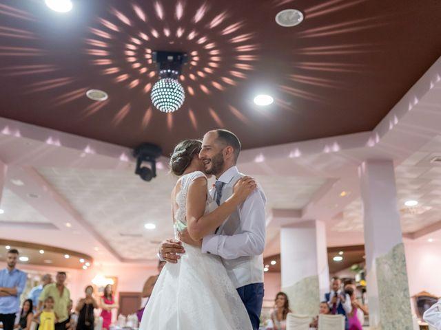 La boda de Javier y Salomé en Durcal, Granada 19