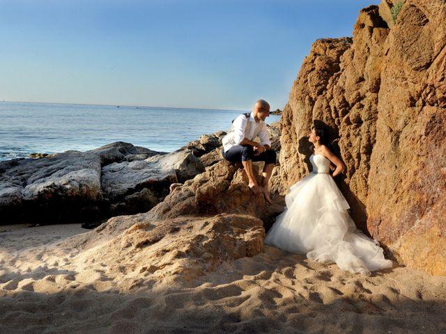 La boda de Rosa y Alex en Platja D'aro, Girona 2