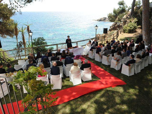 La boda de Rosa y Alex en Platja D'aro, Girona 11