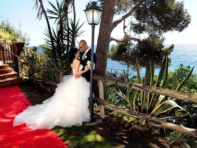 La boda de Rosa y Alex en Platja D'aro, Girona 12