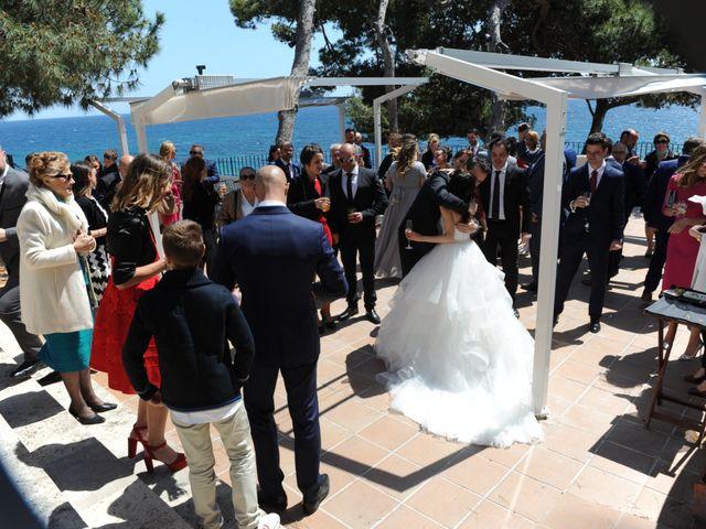 La boda de Rosa y Alex en Platja D'aro, Girona 18