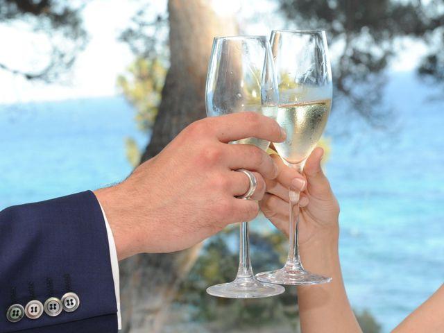 La boda de Rosa y Alex en Platja D'aro, Girona 25